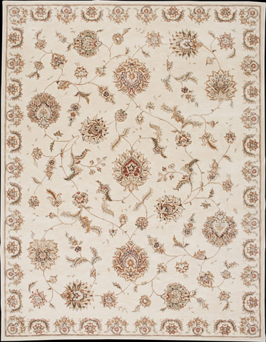 Nourison Industries, Inc. - Beige Rectangle Rug - 99446218780