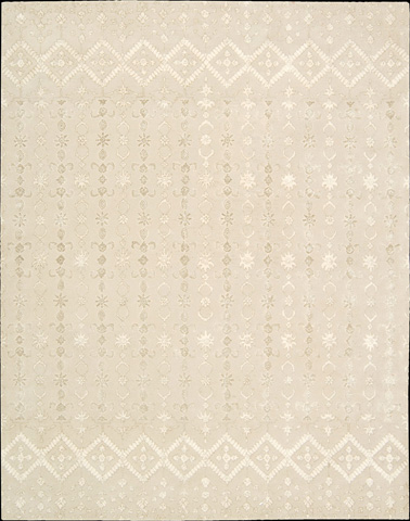 Nourison Industries, Inc. - Ivory Rectangle Rug - 99446222312