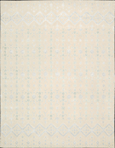 Nourison Industries, Inc. - Ivory Rectangle Rug - 99446222404