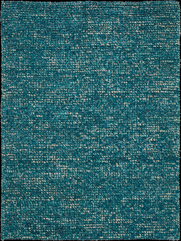 Nourison Industries, Inc. - Turquoise Rectangle Rug - 99446224729