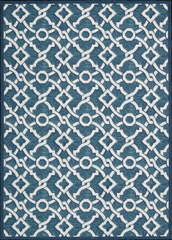 Nourison Industries, Inc. - Bljay Rectangle Rug - 99446234971