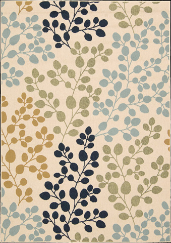 Nourison Industries, Inc. - Ivory Rectangle Rug - 99446239150