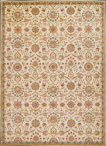 Nourison Industries, Inc. - Ivory Rectangle Rug - 99446241382