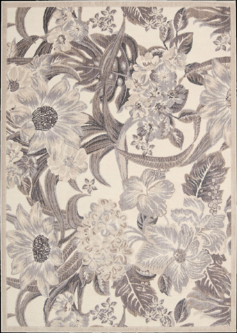 Nourison Industries, Inc. - Ivory Rectangle Rug - 99446289902