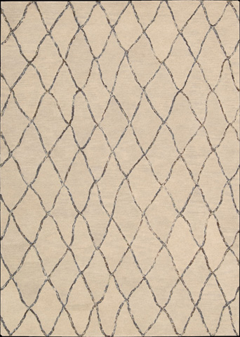 Nourison Industries, Inc. - Sand Rectangle Rug - 99446290489
