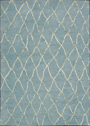 Nourison Industries, Inc. - Wave Rectangle Rug - 99446290595