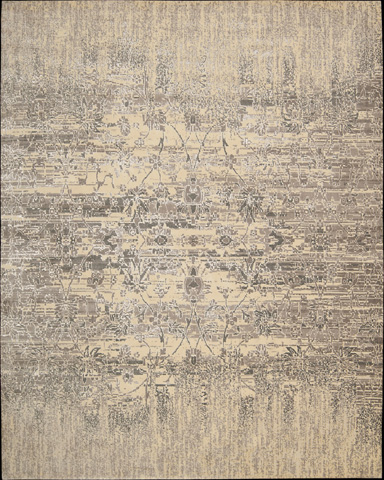 Nourison Industries, Inc. - Ivory Rectangle Rug - 99446292148