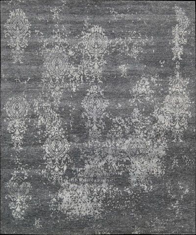 Nourison Industries, Inc. - Graphite Rectangle Rug - 99446300904