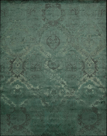 Image of Nightfall Absinthe Rectangular Rug