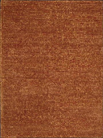 Nourison Industries, Inc. - Rust Rectangle Rug - 99446381286