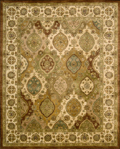 Nourison Industries, Inc. - Multicolor Rectangle Rug - 99446552556