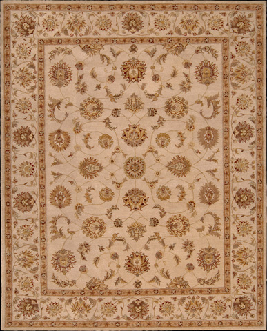 Nourison Industries, Inc. - Ivory Rectangle Rug - 99446718341