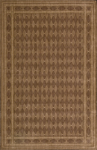 Nourison Industries, Inc. - Cocoa Rectangle Rug - 99446830418