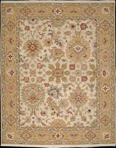Nourison Industries, Inc. - Beige Rectangle Rug - 99446891976