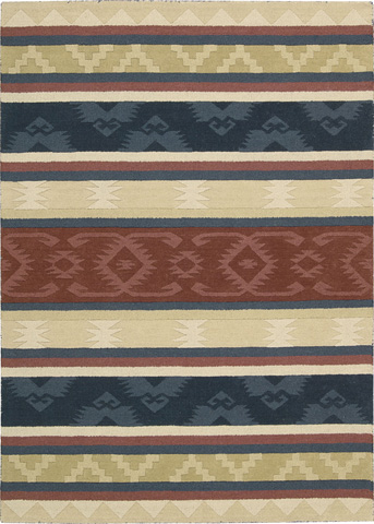Nourison Industries, Inc. - India House Rug - 99446220103