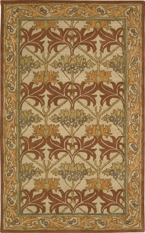 Nourison Industries, Inc. - India House Rug - 99446231581