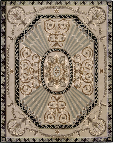 Nourison Industries, Inc. - Versailles Palace Rug - 99446779939