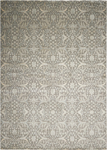 Image of Luminance Steel Rug