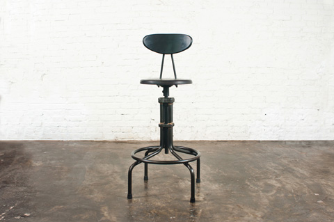 Nuevo - Counter Stool with Backrest - HGDA144