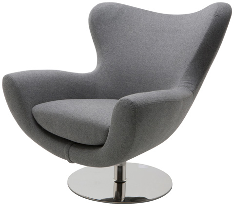 Nuevo - Conner Lounge Chair - HGDJ754