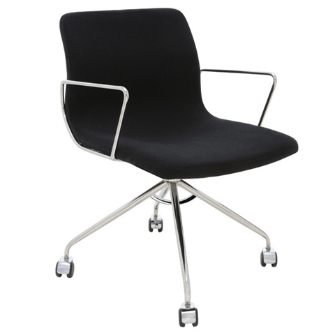 Nuevo - Alta Office Chair with Casters - HGDJ824
