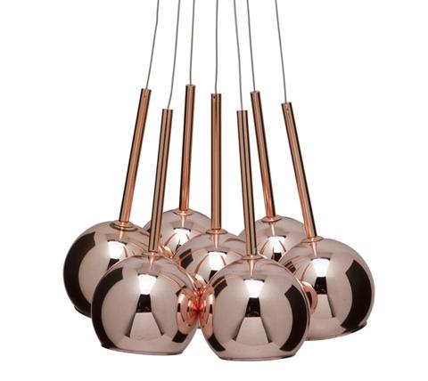 Nuevo - Sadie Pendant Lamp - HGKI108