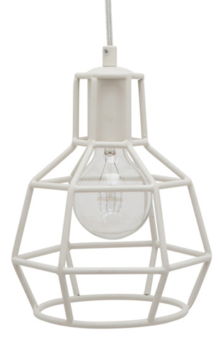 Nuevo - Cage Pendant Lamp - HGVF296