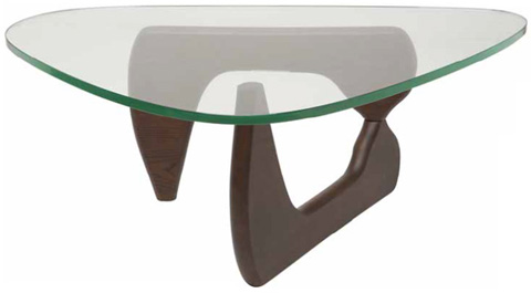 Nuevo - Yin Yang Coffee Table - HGEM569