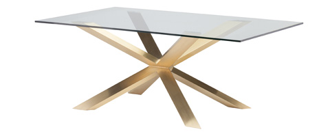 Nuevo - Couture Dining Table - HGSX148