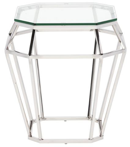 Nuevo - Diamond Side Table - HGSX177