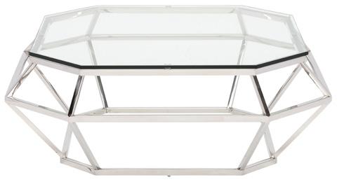 Nuevo - Diamond Coffee Table - HGSX180