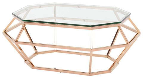 Nuevo - Diamond Coffee Table - HGSX183