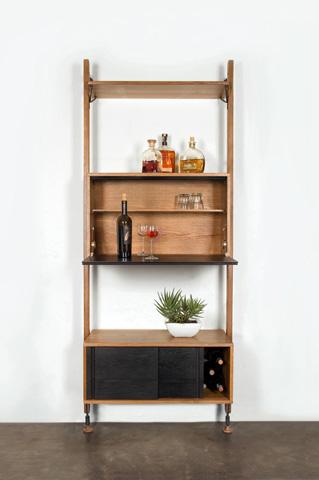 Nuevo - Theo Bookcase - HGDA495