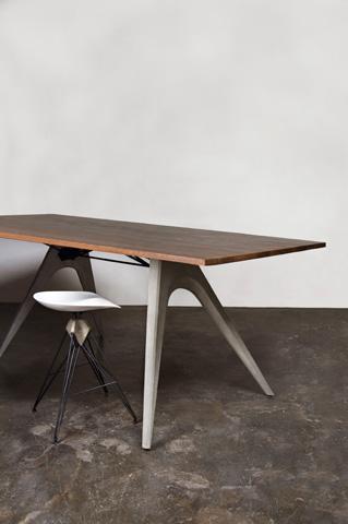 Nuevo - Kahn High Dining Table - HGDA501