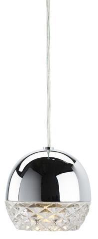 Nuevo - Quartz Pendant Lamp - HGKI211