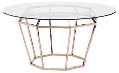 Nuevo - Diamond Dining Table - HGSX208