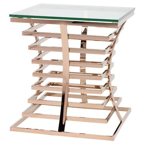 Nuevo - Qubix Side Table - HGTB417