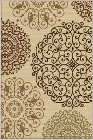 Image of Anthology Eton Rug in White