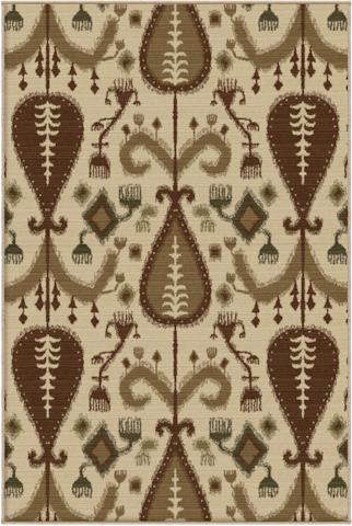 Image of Anthology Toscana Rug in Multi