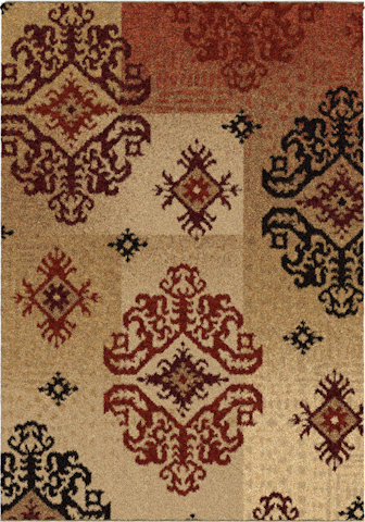 Image of Wild Weave Salado Rug in Bisque