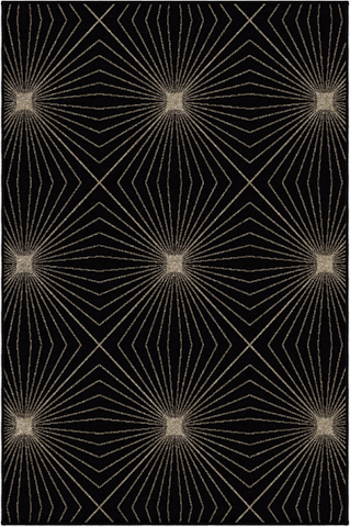 Image of Nuance Twilight Rug in Black