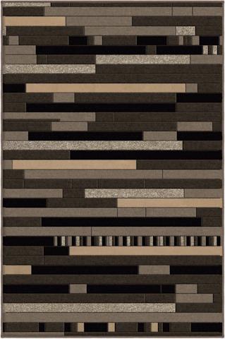 Image of Nuance Rhythm Rug in Earl Grey