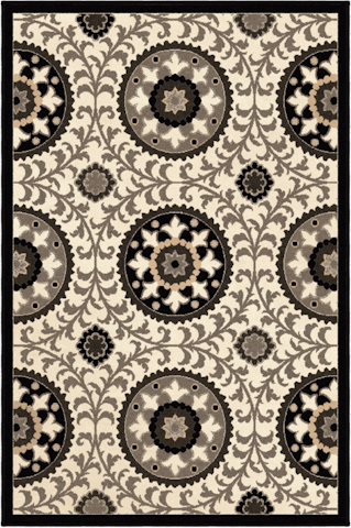 Image of Nuance Annex Rug in Taupe