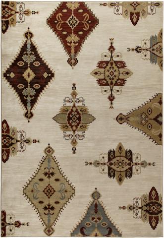 Image of Harmony Torino Rug in Khaki