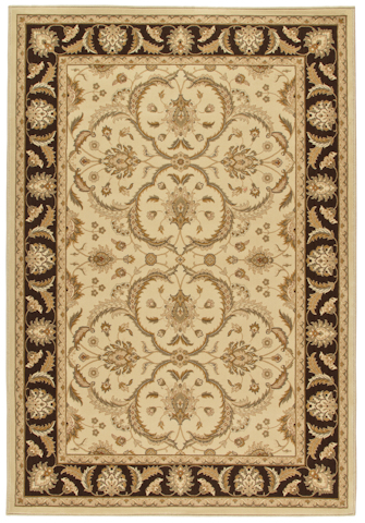 Image of American Heirloom Hilary Rug in Bisque