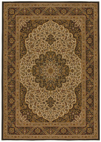 Image of American Heirloom Osteen Rug in Mandalay