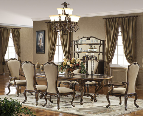 Orleans International - Paris Dining Table - 7903-001L