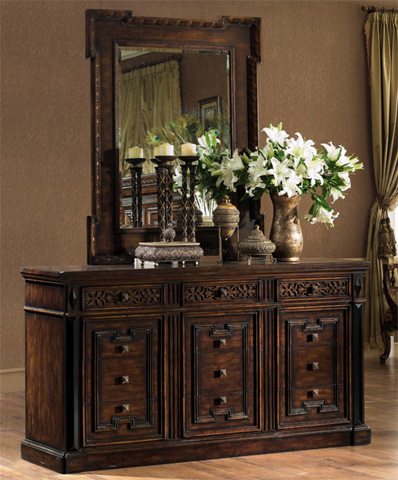 Image of Madrid Dresser