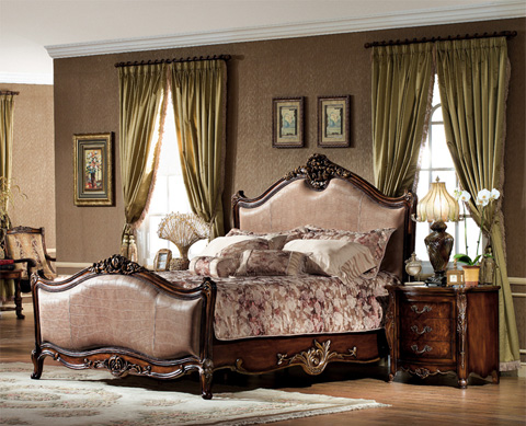 Image of Valencia Queen Bed