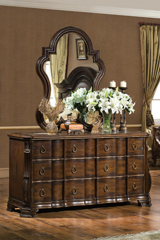 Orleans International - Rodeo Dresser - 1039-003
